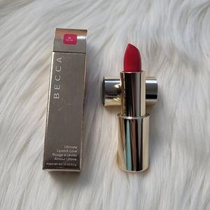 BECCA Ultimate Lipstick Love in Nectar